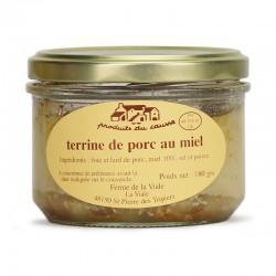 Terrine de porc au miel