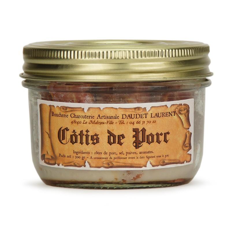 sp cialit s culinaires de loz re cotis de porc aux aromates. Black Bedroom Furniture Sets. Home Design Ideas