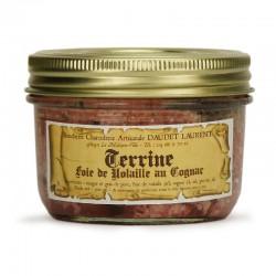 Terrine de foie de volaille au cognac