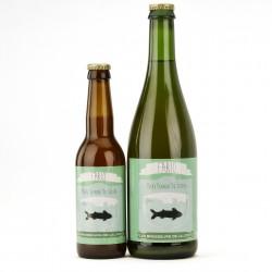 Bière artisanale fario - blanche - 5%