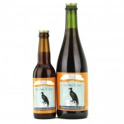 Bière artisanale fauve - ambrée - 5.5%