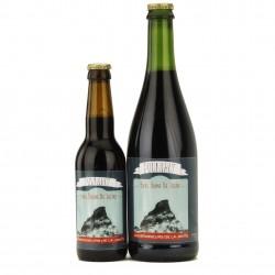 Bière artisanale pounchut - brune - 6%