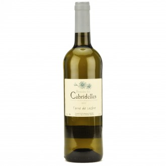 Terre de Lozère - Vin blanc 12% domaine des cabridelles