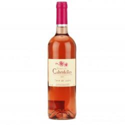 Terre de Lozère - Vin rosé 12% domaine des cabridelles