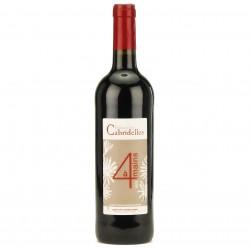 A 4 mains - Vin rouge 12%