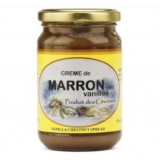 Crème de marron vanillée